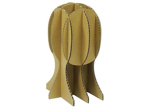 NO.221 促销商品展示用具头盔、帽子纸箱包装设计展示