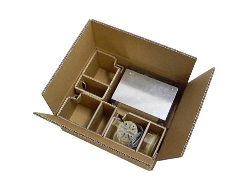 内置隔挡包装纸箱No.A043