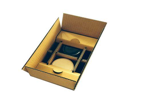 两瓶灌装产品包装盒No.A026