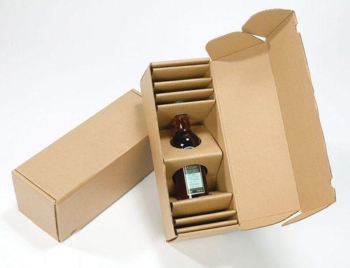 单瓶红酒包装盒No.A001