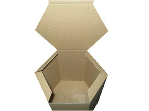 风车式多边形纸箱No.A050