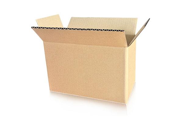 5号快递三层单瓦楞纸箱