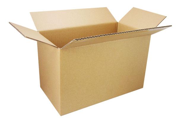 1号快递三层单瓦楞纸箱