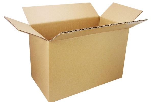 2号快递三层单瓦楞纸箱
