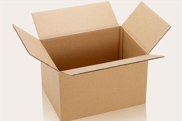 3号快递三层单瓦楞纸箱