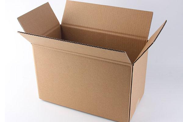 4号快递三层单瓦楞纸箱