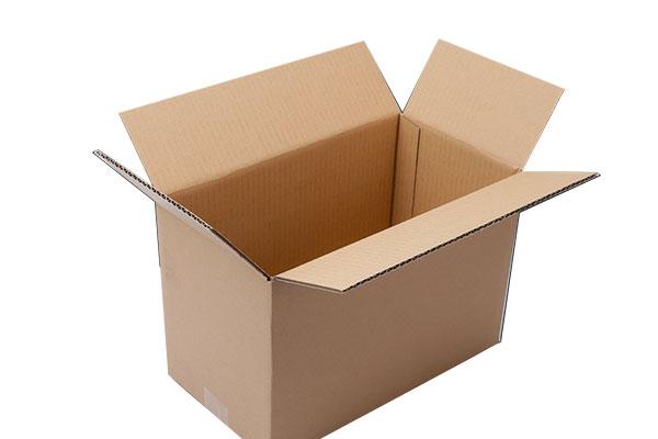 6号快递三层单瓦楞纸箱