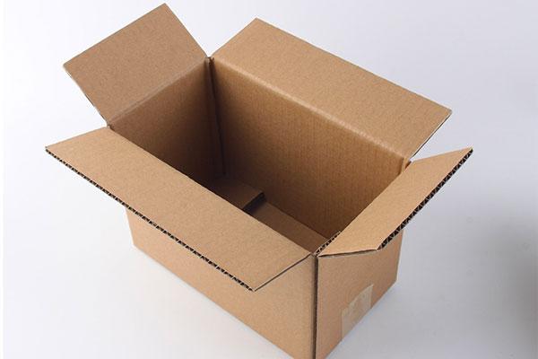 7号快递三层单瓦楞纸箱