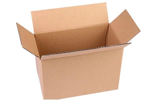 8号快递三层单瓦楞纸箱